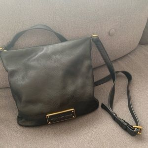Marc By Marc Jacobs black Sia Crossbody
